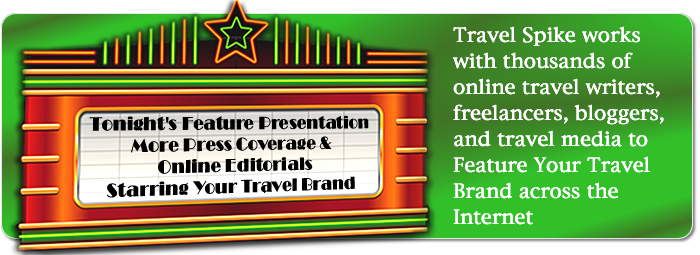 digital travel public relations feature your travel brand across the internet